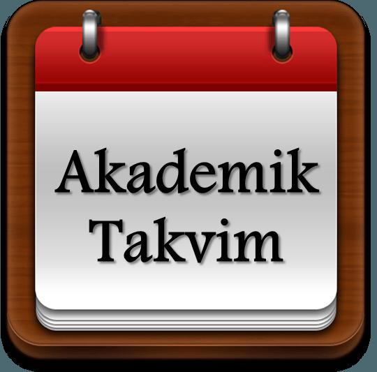2020-2021 Eğitim-Öğretim Yılı Akademik Takvimi