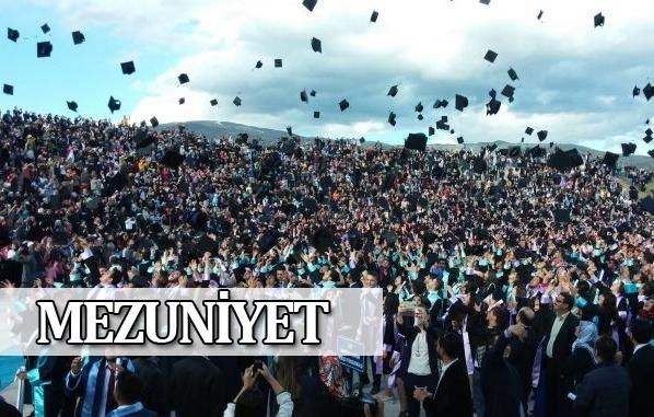 2016-2017 Mezuniyet Töreni Tarihi