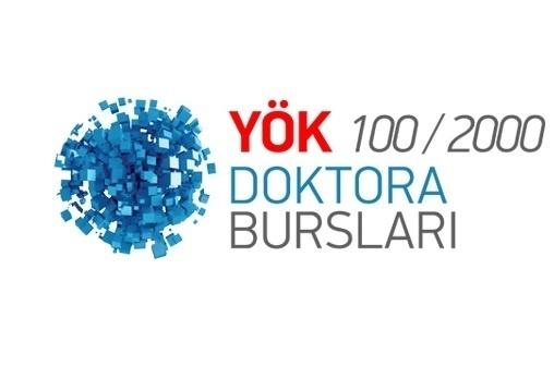 100/2000 YÖK DOKTORA BURSU 2019-2020 GÜZ DÖNEMİ İÇİN  ÜNİVERSİTE BAŞVURULARI