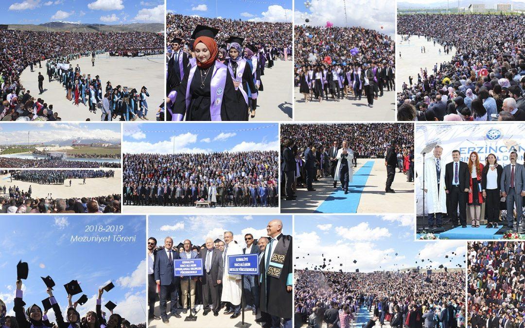 2018-2019 Mezuniyet Töreni