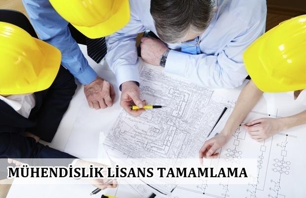 2019 Mühendislik Lisans Tamamlama Kayıt İşlemleri