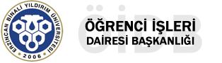 Erzincan Binali Yıldırım Üniversitesi | Öğrenci İşleri Dairesi Başkanlığı